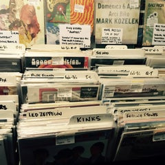Photo taken at Rough Trade Records (West) by Anca M. on 7/5/2015