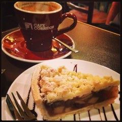 Photo taken at Café Corridor by Buy Me A Drink App on 6/18/2014