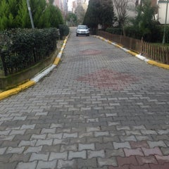 Photo taken at Sacit Ateş Camii by Ömer K. on 1/30/2015