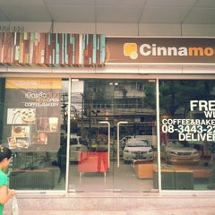 Photo taken at Cinnamono by Ivan H. on 7/9/2014