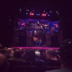 Photo taken at Warner Theatre by Brittni S. on 2/13/2013