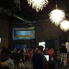 Photo taken at Lush Food Bar by Adam M. on 11/7/2012