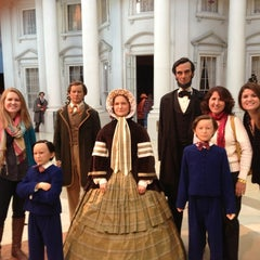 Photo taken at Abraham Lincoln Presidential Museum by Ashley C. on 12/22/2012
