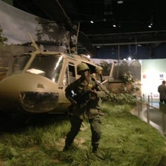 Photo taken at Airborne & Special Operations Museum by Sean H. on 11/24/2012