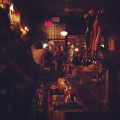 Photo taken at Von by Varick R. on 10/19/2012