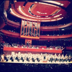 Photo taken at Kimmel Center for the Performing Arts by Jt c. on 12/6/2012