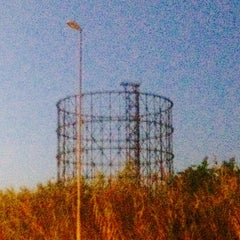 Photo taken at Gazometro by Litz on 9/28/2014