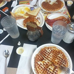 Photo taken at Waffle House by Debb on 4/17/2014
