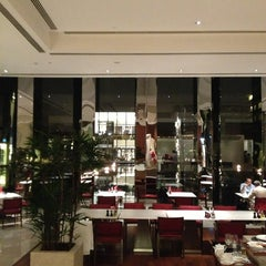 Photo taken at The Oberoi by Christine O. on 4/8/2013