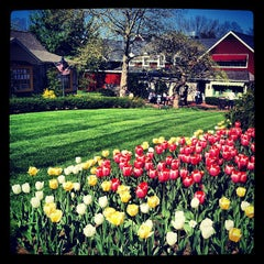 Photo taken at Peddler's Village by Andrew M. on 4/28/2013