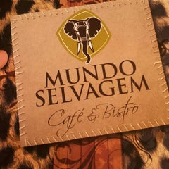 Photo taken at Mundo Selvagem by Caio L. on 2/8/2013