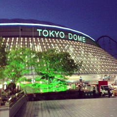 Photo taken at 東京ドーム (Tokyo Dome) by mochi_oka on 4/17/2013