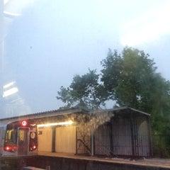 Photo taken at MTA Subway - Cypress Hills (J) by Maksym M. on 5/10/2015