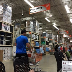 Photo taken at The Home Depot by Janet on 5/31/2014