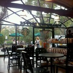 Photo taken at Starbucks by Ale P. on 10/29/2012