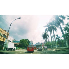 Photo taken at Jalan serdang by Herbert J. on 8/26/2014