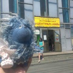 Photo taken at Автовокзал «Вінниця» / Vinnytsia Bus Station by Petro on 8/9/2015