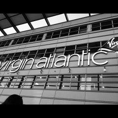 Photo taken at Virgin Atlantic Check-In by Trojan G. on 9/22/2012