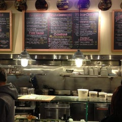 Photo taken at Pike Place Chowder by Gyu Young J. on 11/25/2012