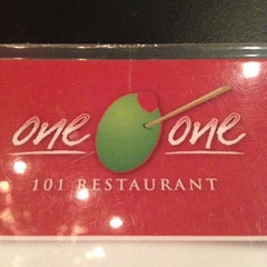 Photo taken at 101 Restaurant by Michael M. on 12/4/2012