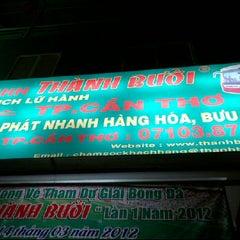 Photo taken at Thành Bưởi (đi Cần Thơ) by Tubby P. on 3/23/2012