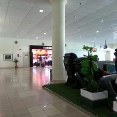 Photo taken at Bintulu Airport (BTU) by Md J. on 3/8/2013