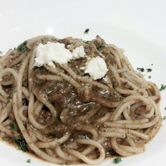 Photo taken at Trattoria Gourmet's by Roselle S. on 9/16/2014