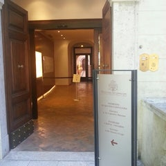 Photo taken at Cimitero dei Cappuccini by Ronald M. on 5/13/2013