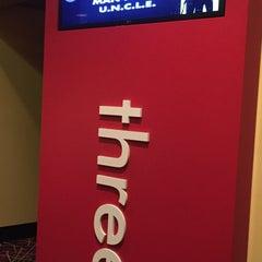 Photo taken at AMC Maple Ridge 8 by Tom O. on 9/5/2015