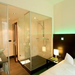 Photo taken at Fleming's Hotel München City by Fleming's Hotel München City on 2/11/2015