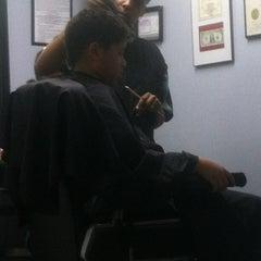 Photo taken at Next Level Barbershop by Don B. on 12/21/2012
