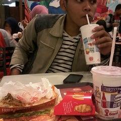 Photo taken at Kediri Mall by Endang F. on 10/25/2014