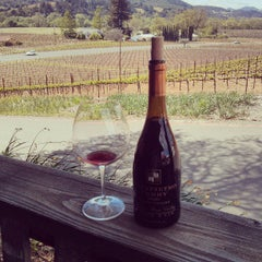 Photo taken at Papapietro Perry Winery by Parker D. on 4/14/2013