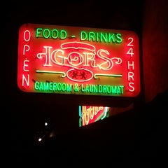 Photo taken at Igor's Bar And Grill by Kimba on 10/27/2012