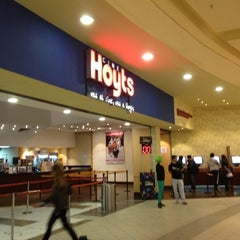 Photo taken at Hoyts by Sir Chandler on 10/16/2012