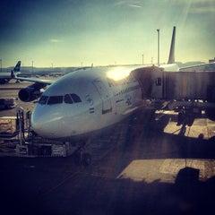 Photo taken at Terminal 1 by Sir Chandler on 1/31/2013