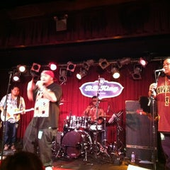 Photo taken at B.B. King Blues Club & Grill by JennyJenny on 11/4/2012