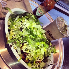 Photo taken at Chipotle Mexican Grill by IGayTraveler.com on 12/24/2012