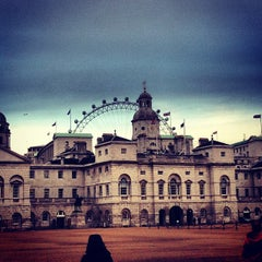 Photo taken at Horse Guards Parade by Ana Carla C. on 2/5/2013