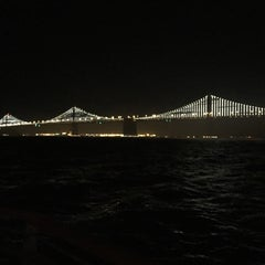 Photo taken at Central Embarcadero Piers by Mandar M. on 1/25/2015