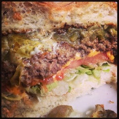 Photo taken at Hubcap Grill by Jason C. on 2/16/2015