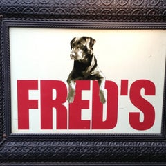 Photo taken at Fred's Restaurant by Rob L. on 5/25/2013