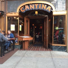 Photo taken at Cantina by Mike B. on 5/5/2014