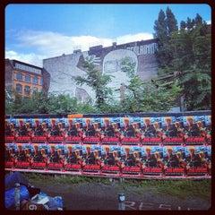 Photo taken at Die Fabrik by Jean-Francois L. on 9/20/2013