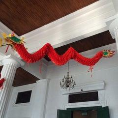 Photo taken at Museum Seni Rupa dan Keramik by kana i. on 2/27/2015