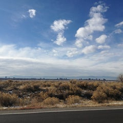Photo taken at Cherry Creek State Park by Dylan S. on 12/24/2012