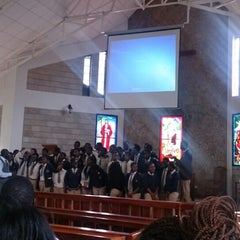 Photo taken at Mt. Kenya Academy by Miss S. on 10/20/2014