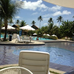 Photo taken at Marulhos Muro Alto Resort by Jaime R. on 2/17/2013