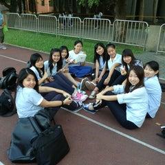 Photo taken at 國立華僑實驗高級中學 National Overseas Chinese Experimental Senior High School by hennie h. on 9/5/2013