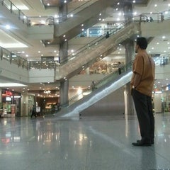 Photo taken at Great Eastern Mall by Wan A. on 3/4/2013